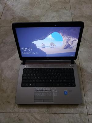 Laptop HP ProBook 440 G2 8GB Intel Core I5 HDD 500GB   Laptops & Computers for sale in Lagos State, Ikeja
