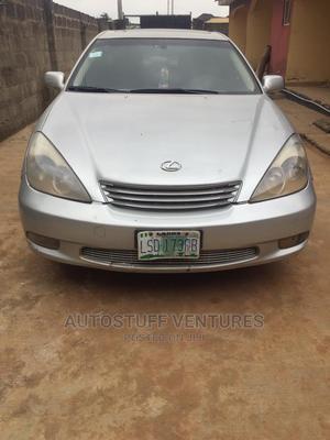 Lexus ES 2002 300 Silver | Cars for sale in Lagos State, Ikorodu