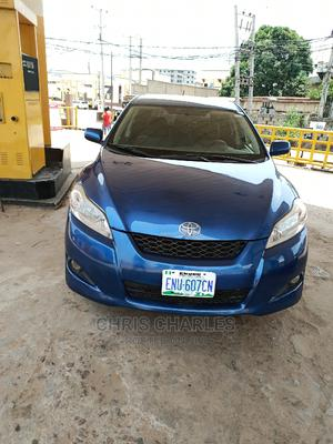 Toyota Matrix 2009 Blue | Cars for sale in Anambra State, Onitsha
