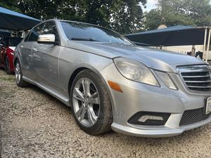 Mercedes-Benz E350 2011 Silver   Cars for sale in Abuja (FCT) State, Central Business District