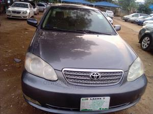 Toyota Corolla 2005 LE Gray | Cars for sale in Abuja (FCT) State, Nyanya