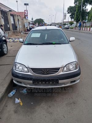 Toyota Avensis 2003 2.0 D Sedan Silver | Cars for sale in Lagos State, Surulere
