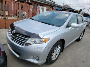 Toyota Venza 2011 V6 AWD Silver | Cars for sale in Lagos State, Surulere