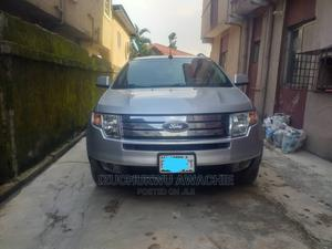 Ford Edge 2010 Gray | Cars for sale in Lagos State, Yaba