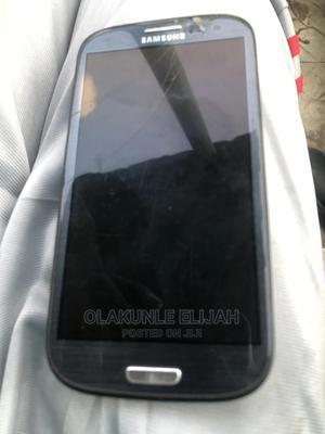 Samsung Galaxy I9305 S III 16 GB Black   Mobile Phones for sale in Lagos State, Ifako-Ijaiye