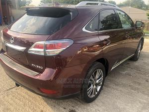 Lexus RX 2014 Red | Cars for sale in Lagos State, Yaba