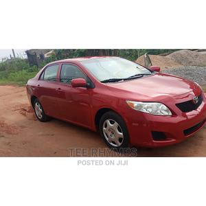 Toyota Corolla 2010 Red | Cars for sale in Lagos State, Yaba