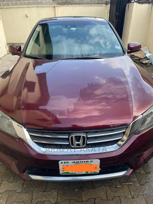 Honda Accord 2013 Red | Cars for sale in Lagos State, Ajah