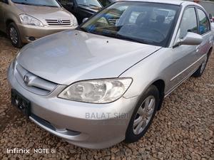 Honda Civic 2005 1.6i ES Automatic Silver   Cars for sale in Kaduna State, Kaduna / Kaduna State