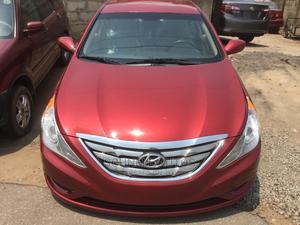 Hyundai Sonata 2013 Red | Cars for sale in Lagos State, Ikeja