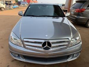Mercedes-Benz C300 2008 Gray | Cars for sale in Delta State, Oshimili South