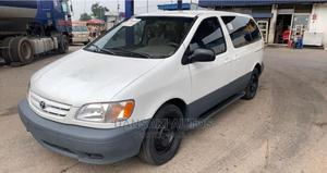 Toyota Sienna 2001 White | Cars for sale in Lagos State, Ikeja