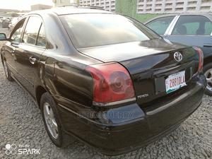 Toyota Avensis 2003 Black | Cars for sale in Lagos State, Ikeja