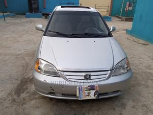 Honda Civic 2005 Coupe EX Silver   Cars for sale in Lagos State, Ikorodu