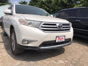 Toyota Highlander 2011 Limited White   Cars for sale in Lagos State, Ikeja