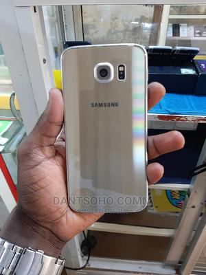 Samsung Galaxy S6 32 GB Gold   Mobile Phones for sale in Abuja (FCT) State, Wuse