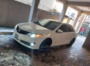 Toyota Camry 2012 White | Cars for sale in Lagos State, Ojodu