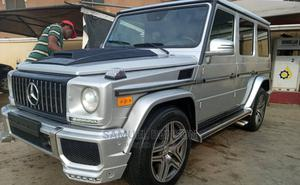 Mercedes-Benz G-Class 2008 Base G 55 AMG 4x4 Gray | Cars for sale in Lagos State, Isolo