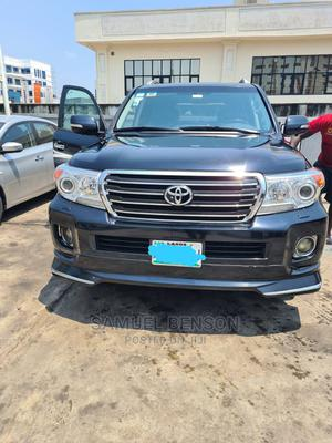 Toyota Land Cruiser 2013 4.0 V6 GX Black | Cars for sale in Lagos State, Isolo
