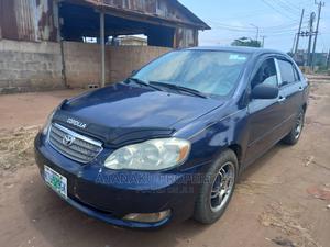 Toyota Corolla 2005 LE Blue   Cars for sale in Lagos State, Ikorodu