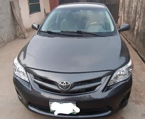 Toyota Corolla 2009 1.8 Advanced Gray | Cars for sale in Lagos State, Isolo
