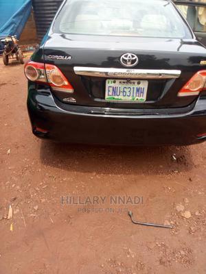 Toyota Corolla 2011 Black | Cars for sale in Enugu State, Enugu
