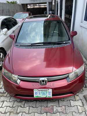Honda Civic 2009 1.4 Red | Cars for sale in Rivers State, Port-Harcourt