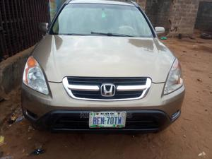 Honda CR-V 2003 Gold | Cars for sale in Kwara State, Ilorin West