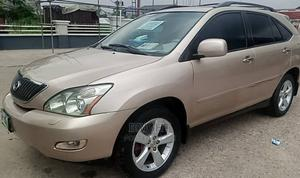 Lexus RX 2004 330 Silver | Cars for sale in Rivers State, Obio-Akpor