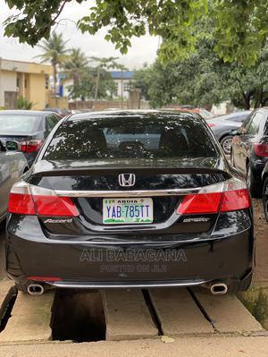 Honda Accord 2015 Black | Cars for sale in Abuja (FCT) State, Garki 1