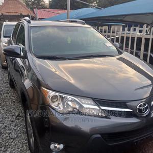 Toyota RAV4 2015 Gray | Cars for sale in Abuja (FCT) State, Garki 2