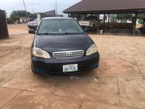 Toyota Corolla 2005 LE Black | Cars for sale in Ondo State, Akure