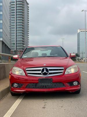 Mercedes-Benz C-Class 2009 C 300 4MATIC (W204) Red | Cars for sale in Abuja (FCT) State, Garki 2