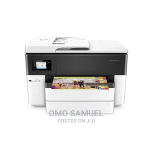 Hp Officejet Pro 7740 Wide Format All-In-One A3 Wireless Pt | Printers & Scanners for sale in Abuja (FCT) State, Apo District
