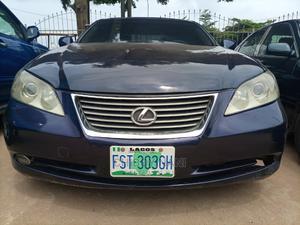 Lexus ES 2007 350 Blue | Cars for sale in Lagos State, Alimosho