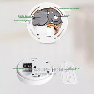 Howe Wireless Smoke Detector - Alarm | Safetywear & Equipment for sale in Lagos State, Ojodu
