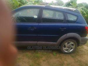 Pontiac Vibe 2003 Automatic Blue   Cars for sale in Lagos State, Ojo