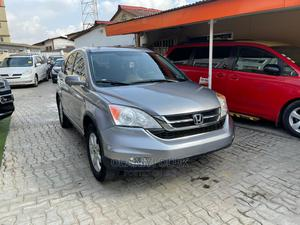 Honda CR-V 2008 2.4 EX Automatic Gray | Cars for sale in Lagos State, Ikeja