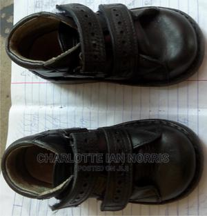 Genuine Pure Leather UK Fairly Used Children Shoe (OK Shoes) | Children's Shoes for sale in Lagos State, Ikeja