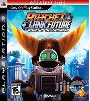 BRAND NEW Ratchet And Clank Future:Tools Of Destruction Playstation 3 | Video Games for sale in Lagos State