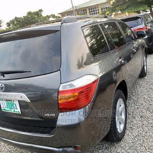 Toyota Highlander 2011 Hybrid Limited Gray   Cars for sale in Abuja (FCT) State, Garki 2