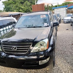 Lexus GX 2009 470 Black | Cars for sale in Abuja (FCT) State, Garki 2