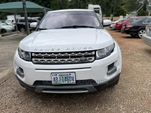 Land Rover Range Rover Evoque 2013 Pure Plus AWD White | Cars for sale in Abuja (FCT) State, Central Business District