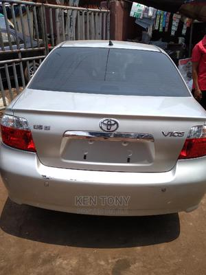 Toyota Vios 2006 Silver | Cars for sale in Anambra State, Onitsha