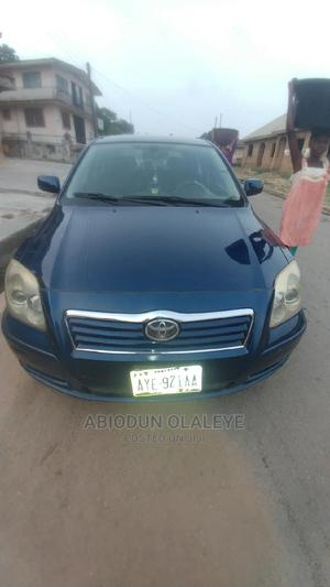 Toyota Avensis 2005 2.0 Executive Blue   Cars for sale in Ogun State, Abeokuta South