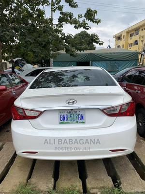 Hyundai Sonata 2010 White | Cars for sale in Abuja (FCT) State, Garki 1