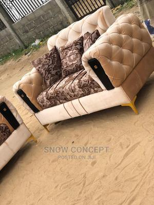 Royal 7 Sitter Sofa   Furniture for sale in Lagos State, Ojo