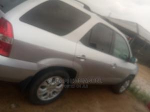 Acura MDX 2003 3.5L 4x4 Silver   Cars for sale in Rivers State, Obio-Akpor
