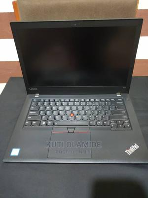 Laptop Lenovo ThinkPad T470 16GB Intel Core I5 SSD 256GB   Laptops & Computers for sale in Oyo State, Ibadan
