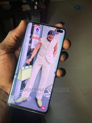 Samsung Galaxy S10 Plus 128 GB Gray   Mobile Phones for sale in Lagos State, Ikotun/Igando